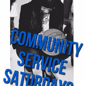 Community Service Saturdays